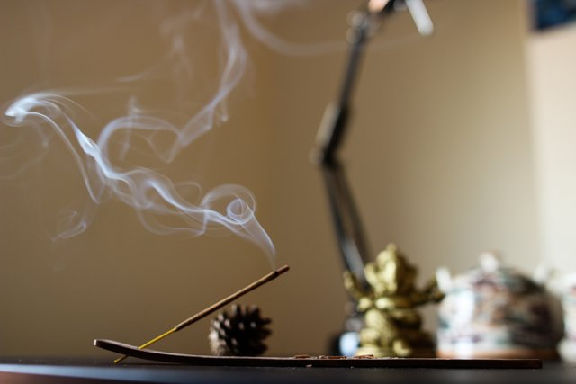 lead incense